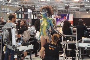The Make-up Show Europe 2011